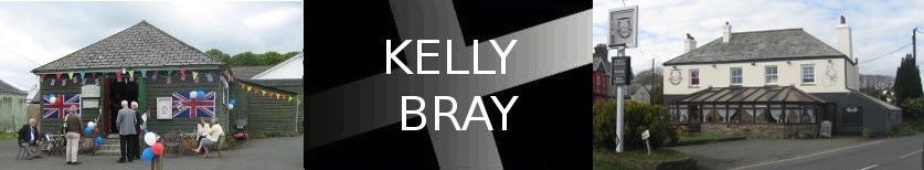 The Kelly Bray Callington Cornwall Village website and Swingletree Pub. Callington